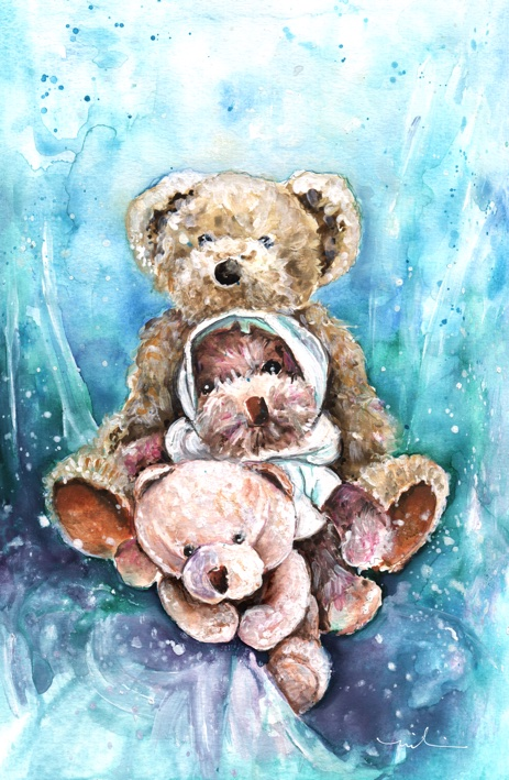 Auntie Nelle Bear Family S