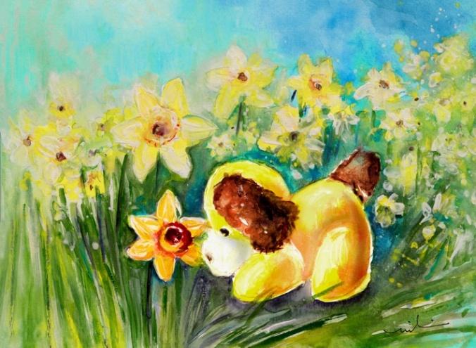 Doggy Daffodil S