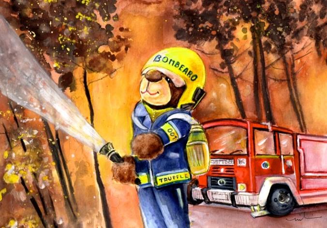 Fireman Truffle McFurry S