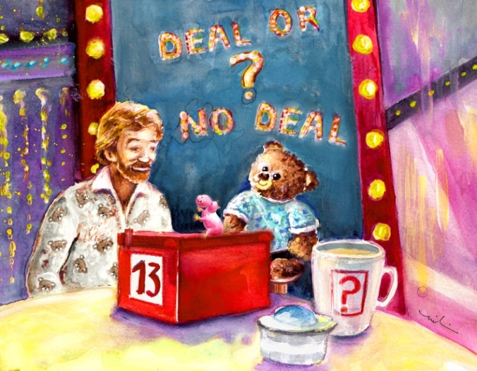 Truffle at Deal Or No Deal S