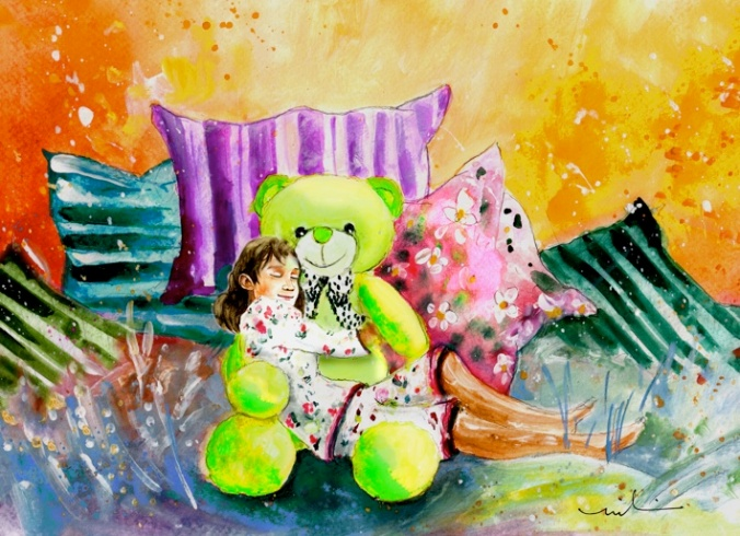 My Teddy And Me 02 S