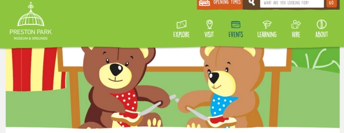 Preston teddy Bear Picnic