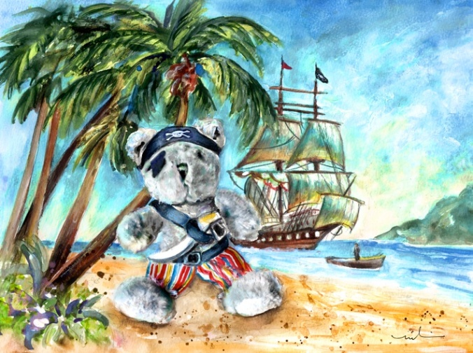 Pirate Bear S
