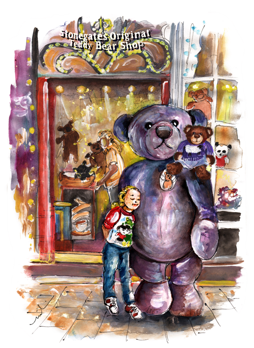 Stonegates Teddy Bear Shop S