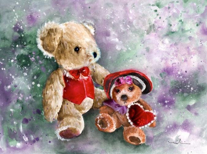 Lord Albert And Duchess Alba S