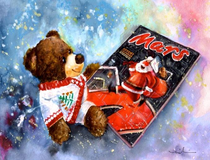 Advent Calendar For Truffle McFurry S