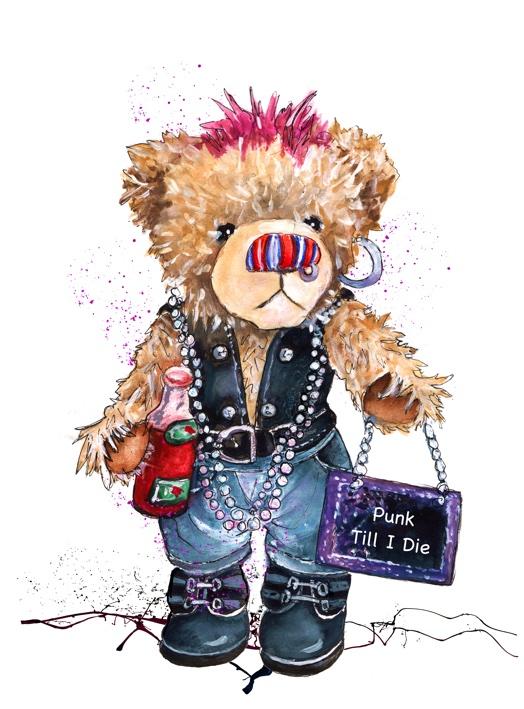 Punk Till I Die S